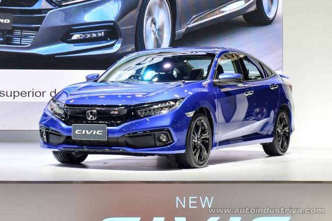 Honda Civic 2019 chính thức trình làng tại thị trường Thái Lan