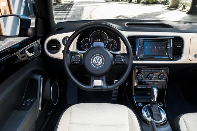 Hệ thống lái trên Volkswagen Beetle Final Edition 2019