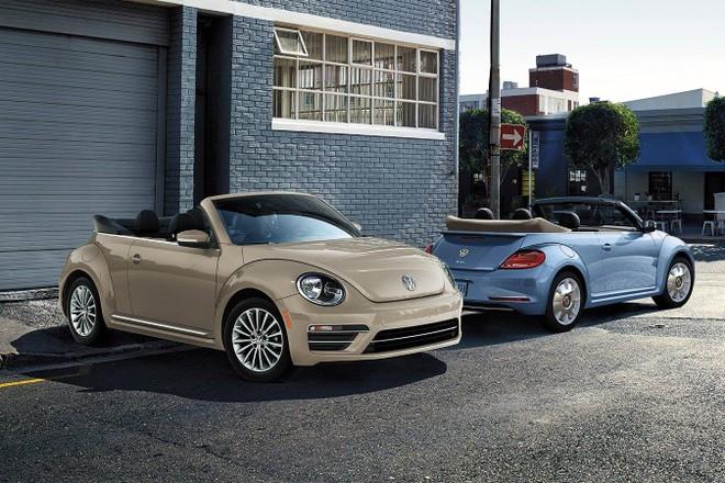 Hai màu sơn độc nhất mới của Volkswagen Beetle Final Edition 2019