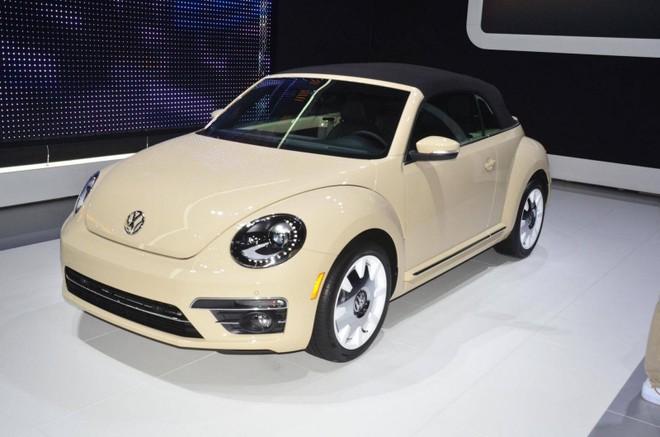 Volkswagen Beetle Final Edition 2019 ra mắt ở Triển lãm Ô tô Los Angeles 2018