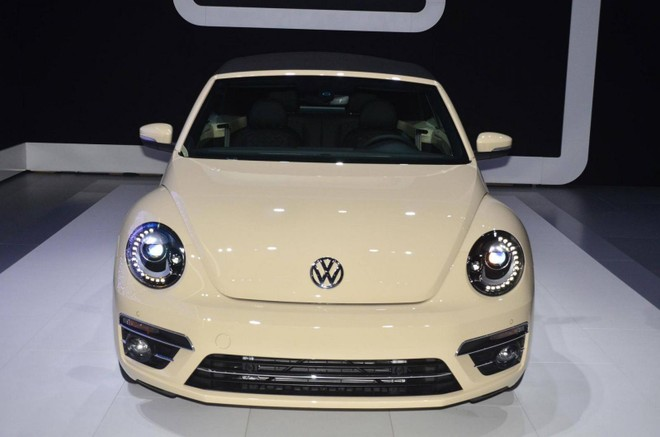 Hướng trực diện của Volkswagen Beetle Final Edition 2019