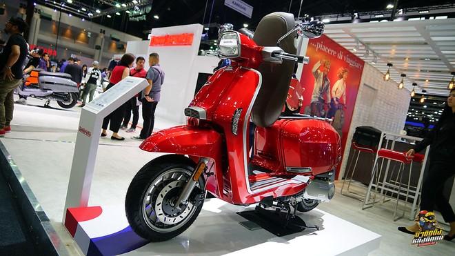 Lambretta V-Special được ra mắt tại Thái Lan