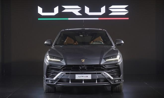 Siêu SUV Lamborghini Urus 2019 đã chính thức có mặt tại Thái Lan thông qua triển lãm Thai Motor Expo 2018