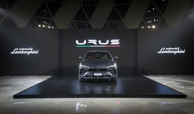 Siêu SUV Lamborghini Urus 2019 ra mắt thị trường Thái Lan