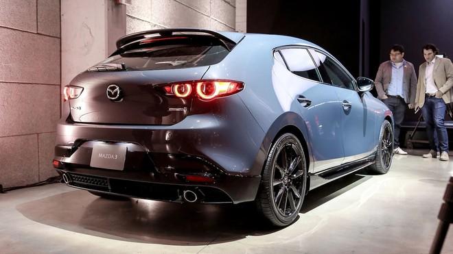 Mazda3 2019 có 5 tùy chọn động cơ