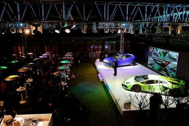 Toàn cảnh buổi lễ Lamborghini Day Seoul tại Hàn Quốc