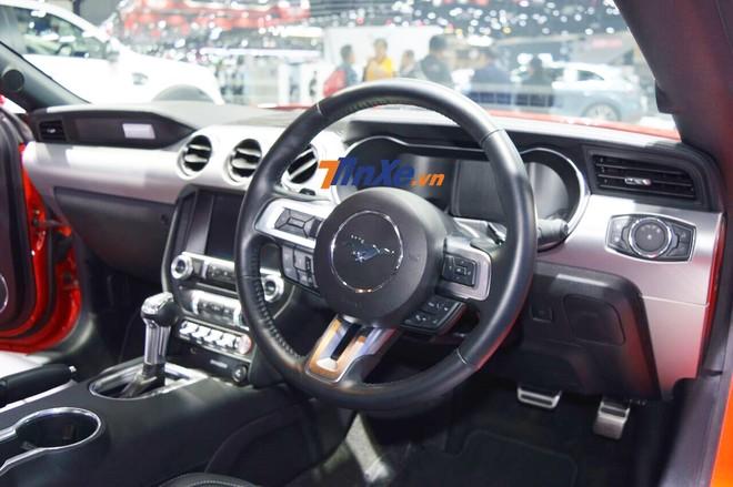Ford Mustang đời 2019 có 6 chế độ lái