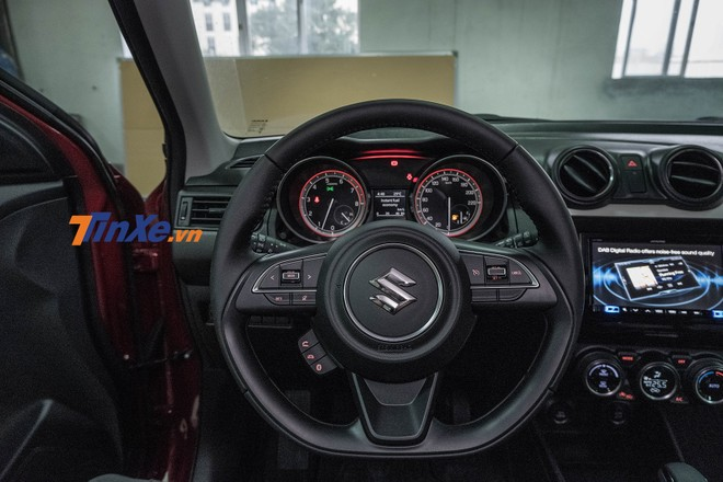 Suzuki Swift 2018 hoàn toàn mới ra mắt thị trường Việt