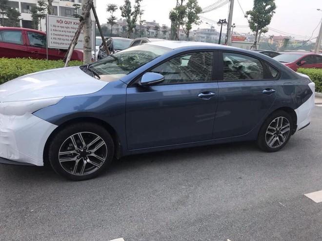 Chiếc Kia Cerato 2019 xuất hiện tại Hà Nội