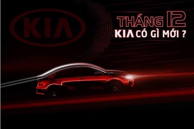 Kia Cerato 2019 có thể sẽ ra mắt trong tháng 12 này