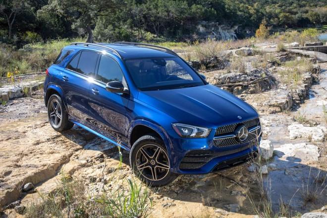 Mercedes-Benz GLE 2020 đã lần đầu tiên trình làng vào hồi tháng 9 năm nay