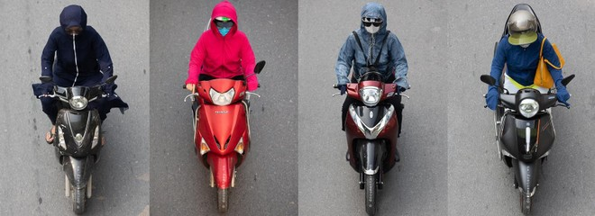 Khi Ninja không chỉ đi Honda LEAD.