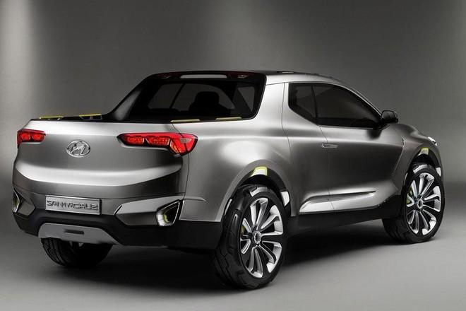 Hyundai Santa Cruz có thể được bán ra thị trường trong tương lai với kích thước nhỏ gọn