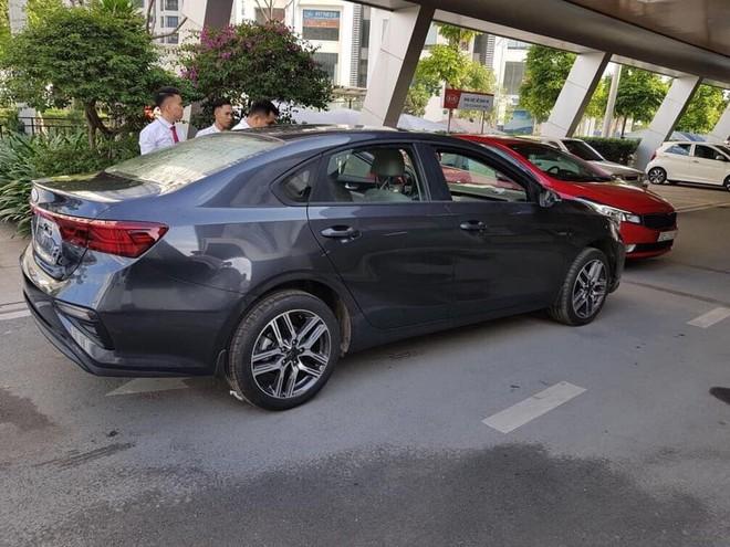 Kia Cerato 2019 tăng kích thước so với trước