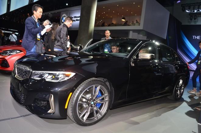 BMW M340 2019 tại triển lãm Los Angels 2018