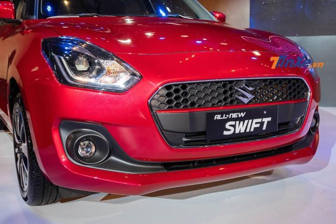 Cập nhật giá xe Suzuki Swift 2018 mới nhất hôm nay
