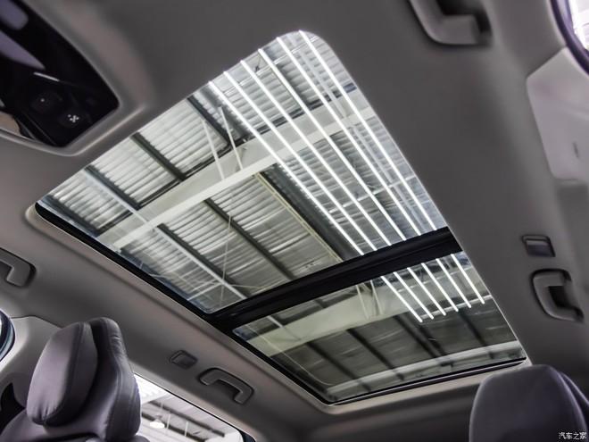 Cửa sổ trời của Aiways U5