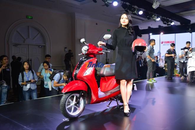 Sau 4 năm ra mắt, dòng xe Yamaha Grande đã có bản nâng cấp mới