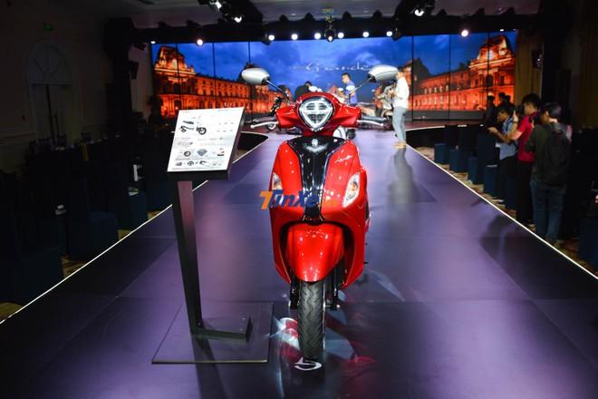 Yamaha Grande bản nâng cấp mới ra mắt