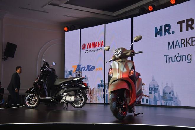 Yamaha Grande Hybrid hoàn toàn mới