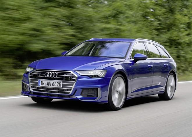 Kiểu thiết kế lưới tản nhiệt phía trướchiện tại của Audi sẽ không to thêm nữa trong tương lai