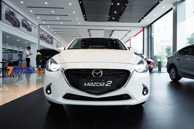 Mazda2 thế hệ mới có thể sẽ được thiết kế lại thành xe gầm cao