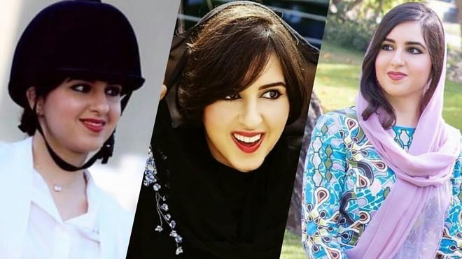 Dung mạo xinh đẹp của Maryam Bint Nasser Al-Ahmad Al-Thani