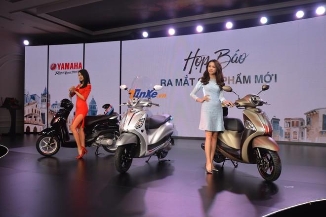 Yamaha Grande 2019 được trang bị động cơ Blue Core thế hệ mới tích hợp thêm hệ thống trợ lực điện Hybrid