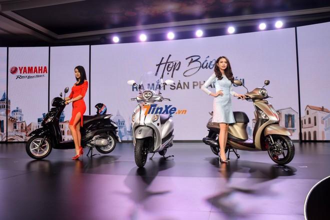 Yamaha Grande 2019 sẽ có giá từ 45.5 triệu đồng