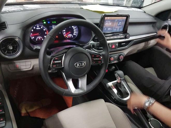Hình ảnh hé lộ nội thất bên trong Kia Cerato 2019 tại Việt Nam