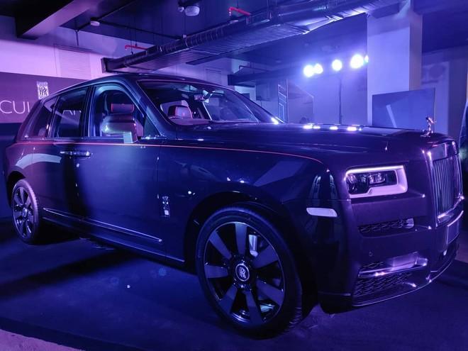 Thời gian giao hàng chiếc SUV siêu sang Rolls-Royce Cullinan cho giới nhà giàu Ấn Độ dự kiến sẽ vào đầu năm 2019