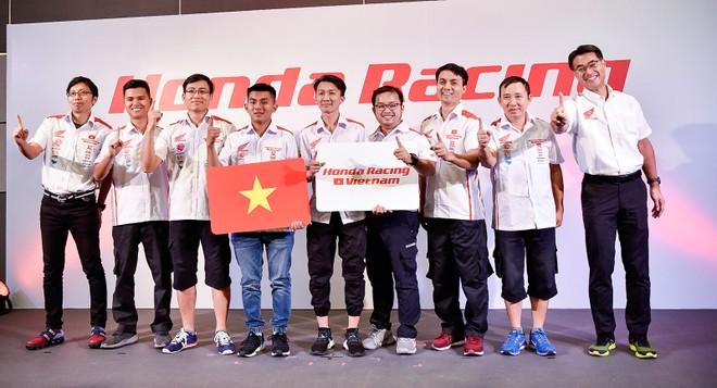 Đội đua Honda Việt Nam Racing