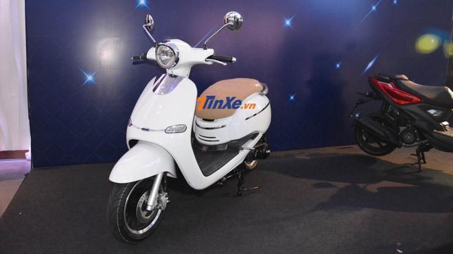 UMG Motor Selena là mẫu xe mới toanh tại thị trường Việt Nam