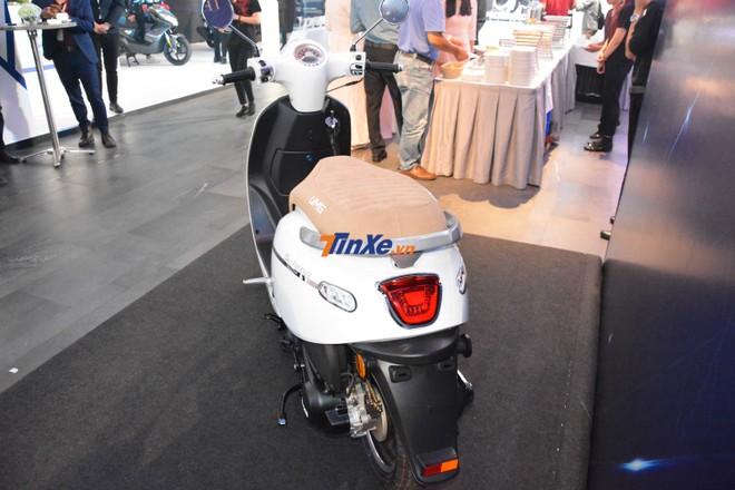 UMG Motor Selena có đến 5 màu sắc cho các khách hàng lựa chọn