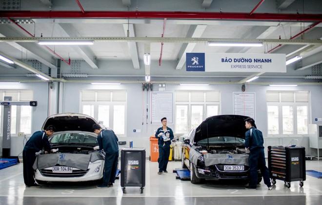 Hết khuyến mãi tháng 11, Peugeot Việt Nam tiếp tục ưu đãi khách hàng