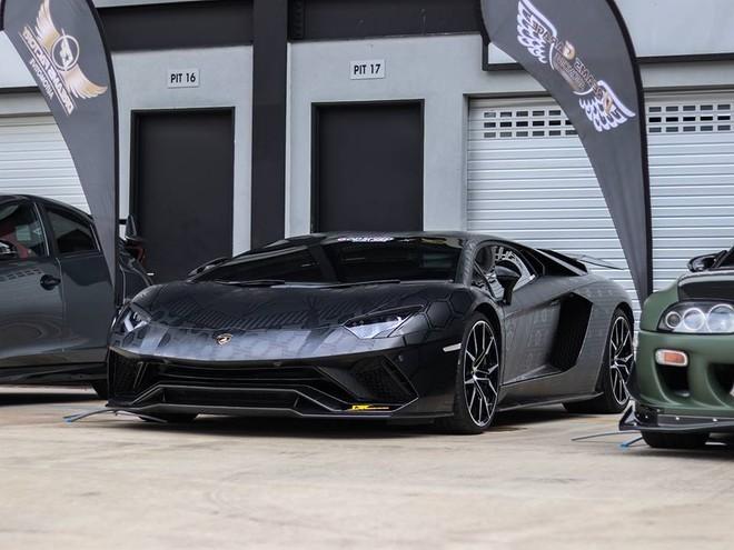 Malaysia chính là nơi siêu phẩm cực hiếm Lamborghini Aventador SVJ ra mắt lần đầu tại Đông Nam Á