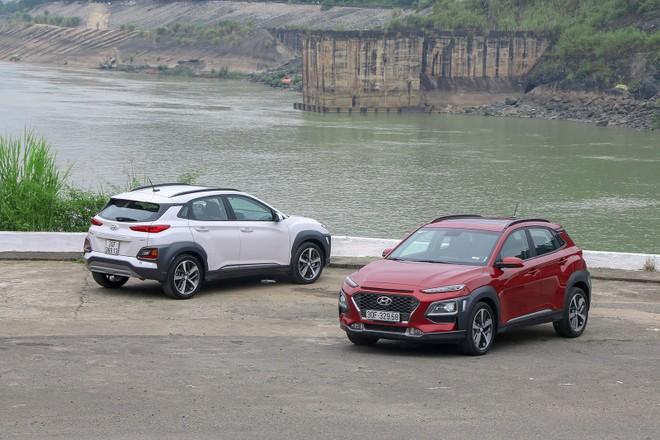 Hyundai Kona có mức tăng trưởng ấn tượng về doanh số trong tháng 11