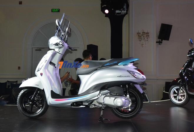 Phiên bản kỷ niệm 20 năm của Yamaha Grande Hybrid chưa có giá bán