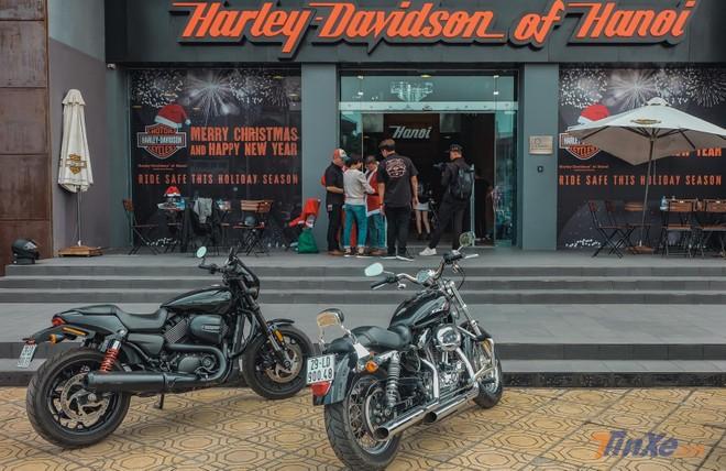 Harley-Davidson sẽ thực hiện một trong những đợt giảm giá mạnh nhất năm cho 2 mẫu xe