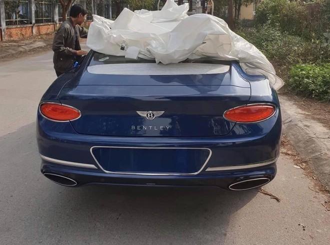 Bentley Continental GT 2018 đầu tiên xuất hiện tại Việt Nam