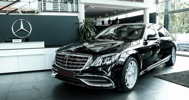 Mercedes-Maybach S650 2018 là chiếc xe siêu sang đắt nhất của hãng xe Mercedes-Benz tại thị trường Việt Nam