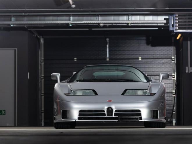 Quên Chiron đi, Bugatti EB110 Super Sport có thể là mẫu xe rất đáng thèm khát với giới nhà giàu triệu phú