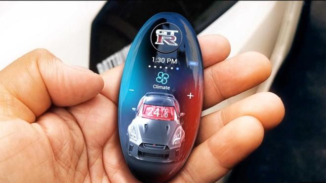 Chủ xe có thể cài đặt nhiệt độ bên trong xe từ xa