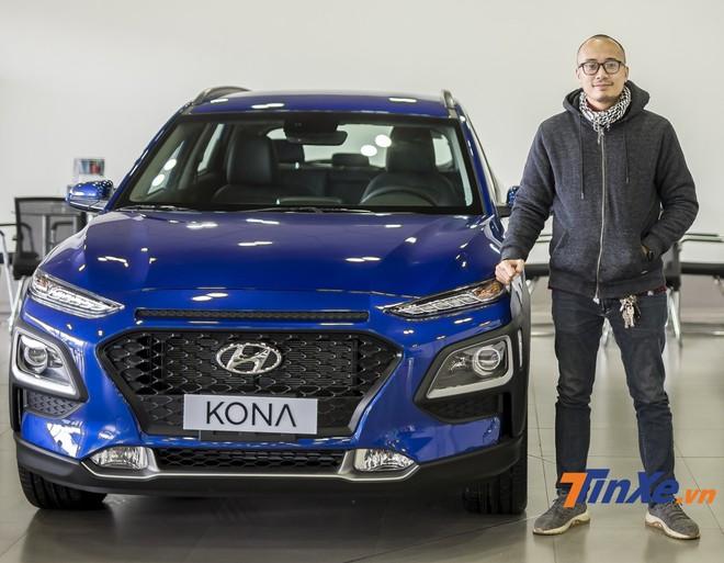 Dù là cái tên hoàn toàn mới nhưng Hyundai Kona nhanh chóng khẳng định được sức hút của mình