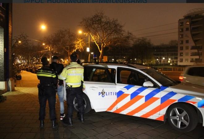 3 người đàn ông bị cảnh sát bắt giữ sau sự việc
