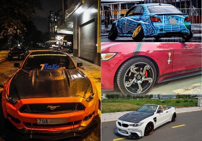 Điểm mặt những chiếc xe thể thao độ khủng nhất Việt Nam trong năm 2018