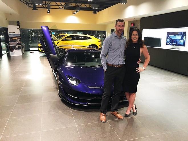 Lamborghini Aventador SVJ tại Mỹ có giá bán khởi điểm 517.770 đô la, tương đương 12 tỷ đồng