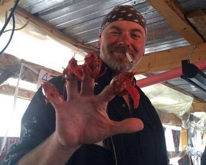 Jay Maynor - Biker dùng súng bắn chết kẻ xâm hại con gái mình