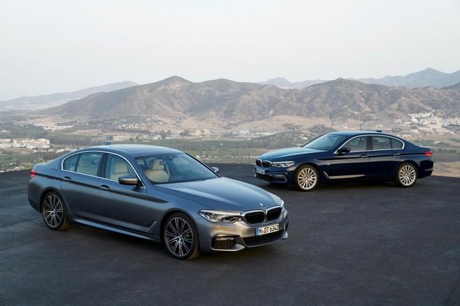 THACO chuẩn bị đem BMW 5-Series hoàn toàn mới về Việt Nam