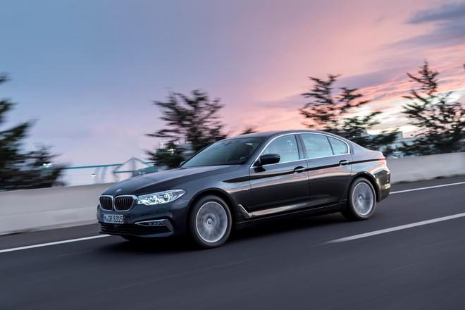 BMW 5-Series 2019 sử dụng cơ sở gầm bệ CLAR mới cho trọng lượng nhẹ hơn thế hệ trước đó